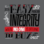 integridad desarrollo personal